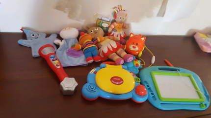 Baby toddler toy set