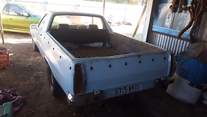 Holden WB Ute Dalby Dalby Area Preview