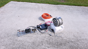 48V 25HP Electric Motor and Control System Southport Gold Coast City Preview