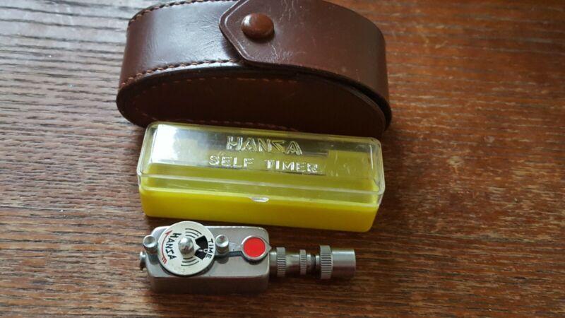 Vintage Hansa Self-Timer  for Rangefinder Camera Japan