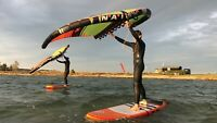 Wing Foil Kurs | Wing Surfen lernen | Wing Ding Schulung Mecklenburg-Vorpommern - Thiessow Vorschau