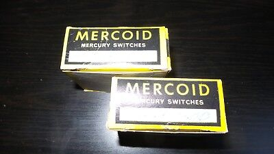 Mercury Switch New Mercoid 9-8807bb 1 Qty New In The Box