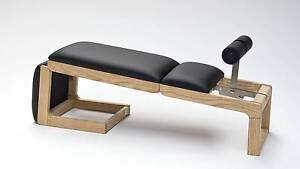 Foldable Bench - Nohrd TriaTrainer - Solid Ash Timber Osborne Park Stirling Area Preview