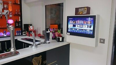 Touchscreen digital jukebox