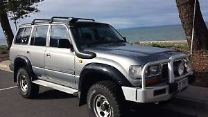 1996 Toyota LandCruiser Wagon 8 Seater Diesel Redcliffe Redcliffe Area Preview