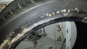"17"" tyres bob jane Doreen Nillumbik Area Preview"