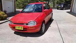 Mazda 121 with powersteering Lithgow Lithgow Area Preview
