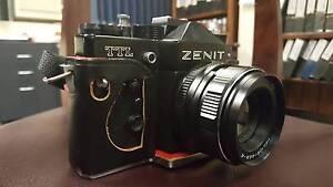 Vintage Zenit TTL camera Sydney City Inner Sydney Preview