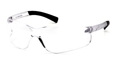 Pyramex Safety S2510r15 Ztek Readers Bifocal Safety Glasses Clear 1.5x