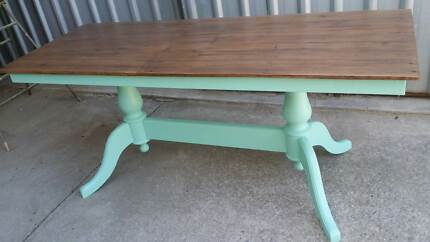 Made to order Pedestal tables with pallet wood tops Lonsdale Morphett Vale Area Preview