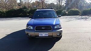 2004 Subaru Forester Wagon Downer North Canberra Preview