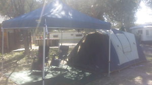 Oztrail 6 Person Dome Tent