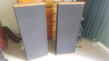 DCM Time Frame TF350 Vintage speakers