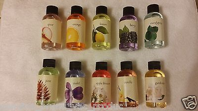 New Genuine Rainbow Vacuum Air Fragrances Scents Rainmate Il 4 Mix   Match Oils
