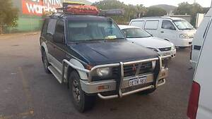 1994 Mitsubishi Pajero Backpacker Car Cairns Cairns City Preview