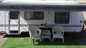 Pop top caravan monarch crusader Raymond Terrace Port Stephens Area Preview