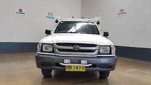 2003 Toyota Hilux Ute