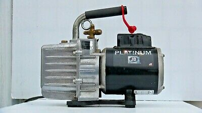 Jb Industries Dv-200n Refrigerant Evacuation Vacuum Pump New Lower Price