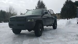 2000 Dodge RAM 2500HD Cummins