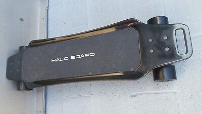 Halo Board Used Electric Skateboard Carbon Fiber 2nd Generation
