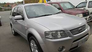 2004 Ford Territory Ghia Wagon Youngtown Launceston Area Preview