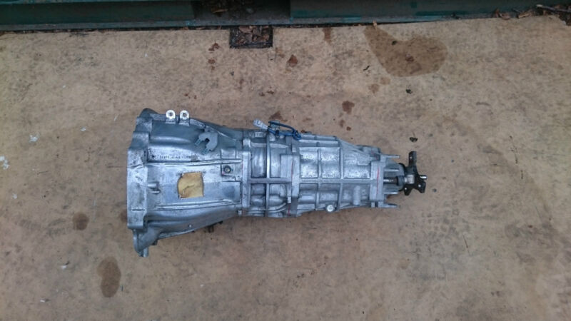 LEXUS IS 220D 2005-2010 6 SPEED MANUAL GEARBOX