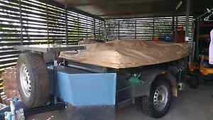 Oztrail camper trailer Cassowary Coast Preview