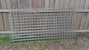 Stainless Steel Mesh Panels for sale Gordon Moorabool Area Preview