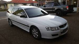 2004 Holden Commodore VZ Executive 3.6L Wagon Automatic Waratah Newcastle Area Preview
