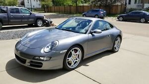 2005 Porsche 911, Carrerra S, 997, absolutely mint and low km!