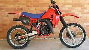 Honda CR125 1985 VMX Ridgehaven Tea Tree Gully Area Preview