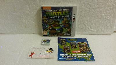 Jeu Vidéo Nintendo 3DS/2DS Teenage Mutant Turtles Danger Of The Ooze Wayforward