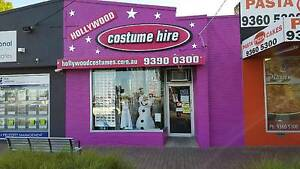 COSTUME BUSINESS FOR SALE ;Hollywood Costume Hire Deer Park Brimbank Area Preview
