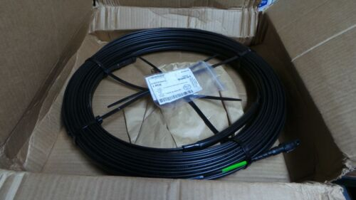 250 foot Roll Corning Cable Optical Fibre 12F FDRP OPTITIPMTA M1M212EB4D1E250F-P