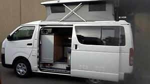 KB CAMPERS 2010 BRITZ POP TOP CAMPER  AUTO ONE ONLY BE QUICK Wangara Wanneroo Area Preview
