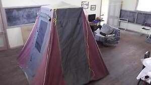 Canvas 2 man tent York York Area Preview
