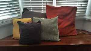 5 cushions Georgetown Newcastle Area Preview