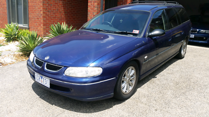 Wanted: Holden vt wagon 2000 dual fuel