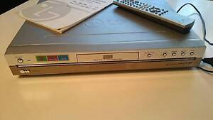 LG DVD player DR4812W with remote (record function not working) Hawthorn East Boroondara Area Preview