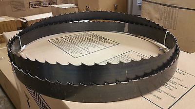 Mk Morse 198 X 2 .042 1 Tpi Hb1662 Band Saw Wood Mill Blade Free Ship Usa