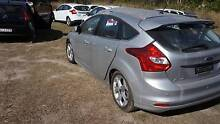wrecking Ford Focus, variety Durack Brisbane South West Preview