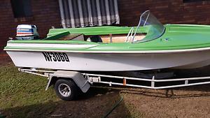 Vintage speedboat Buddina Maroochydore Area Preview