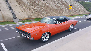 1968 Dodge Charger Townsville Townsville City Preview