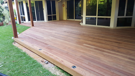 Affordable quality decking (deck cost calculator here)