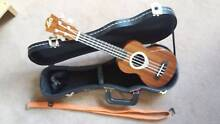 Lag soprano ukulele with all accessories Robina Gold Coast South Preview