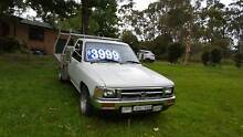 1989 Toyota Hilux Other Morisset Lake Macquarie Area Preview