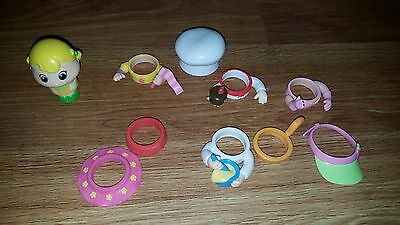 FISHER PRICE SNAP AND STYLE BAKER