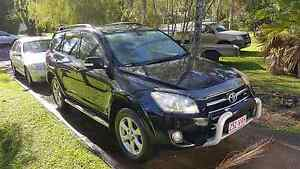 RAV 4 SX6 V6 2009 Cairns Cairns City Preview