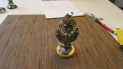 Franklin Mint Harley Davidson FAT BOY Pocket Watch With Stand