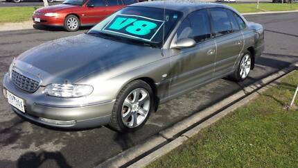 2000 Holden Statesman V8 Sedan Traralgon East Latrobe Valley Preview